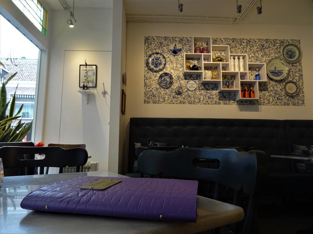 Afbeelding met binnen, muur, kamer, vloer  Automatisch gegenereerde beschrijving