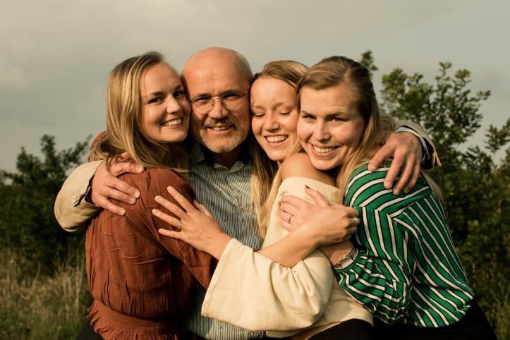Vader dochters